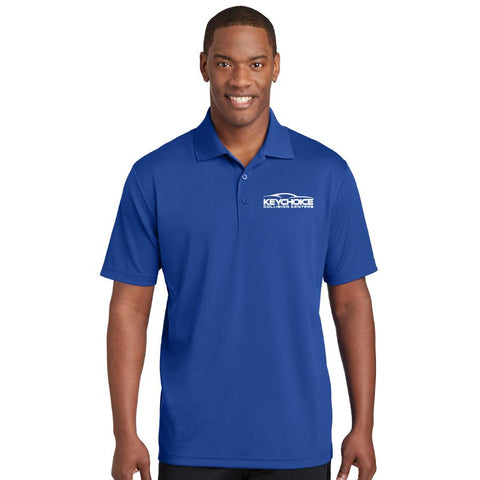 Key Choice RacerMesh® Polo Men's
