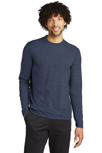 HAMH ST710 Sport-Tek® Exchange 1.5 Long Sleeve Crew