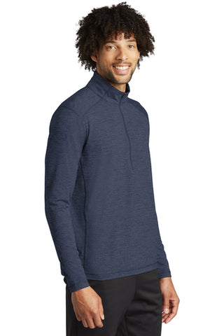 HAMH ST711 Sport-Tek® Exchange 1.5 Long Sleeve 1/2-Zip