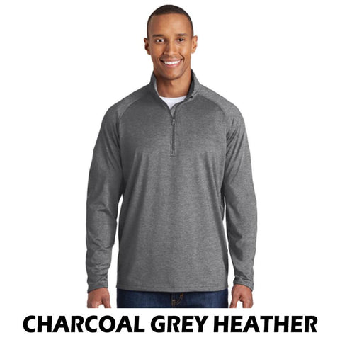 NLCC ST850 Unisex Stretch 1/2-Zip Pullover