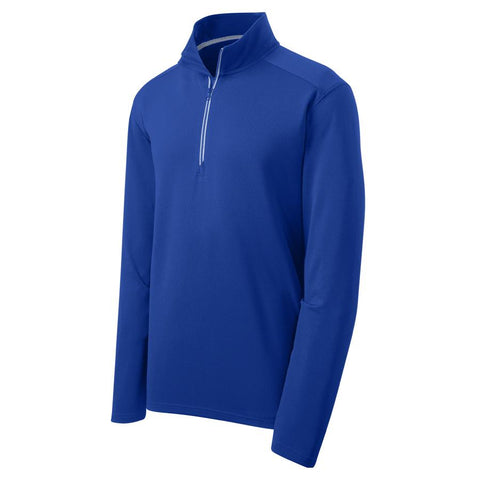 Key Choice Textured 1/4-Zip Pullover Men's