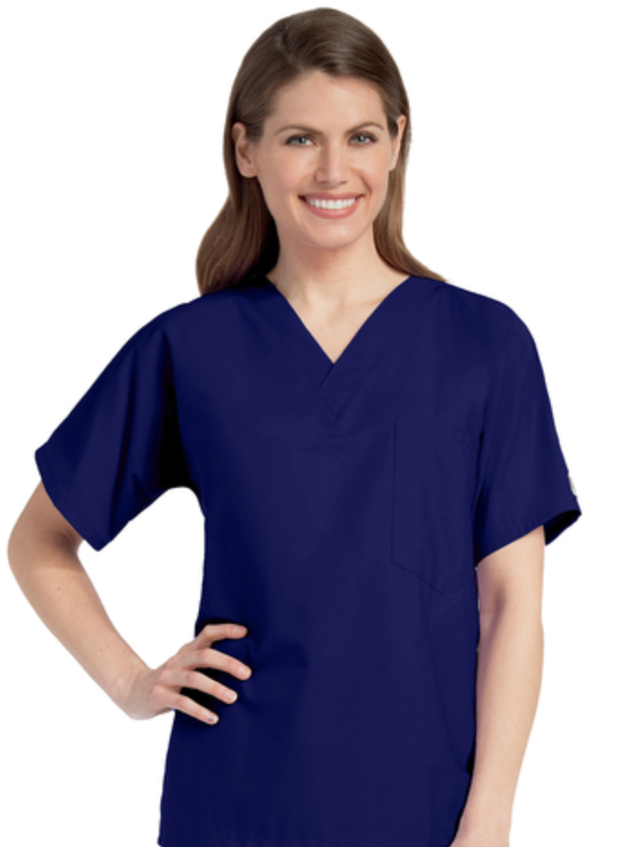 MMC -  V-Neck Scrub Top 71221