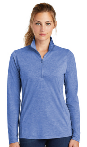 RHS LST407 Ladies 1/4 Zip