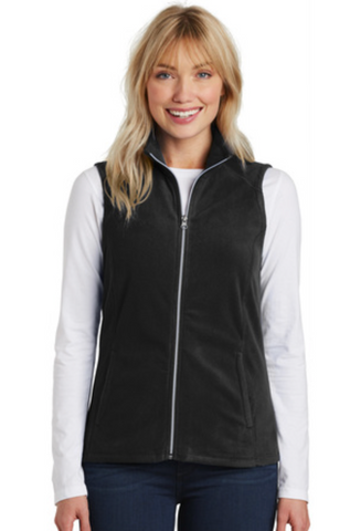 RHS Ladies Fleece Vest L226