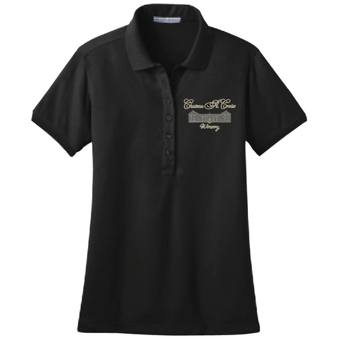 Chateau St. Croix Men's & Ladies' Stretch Polo