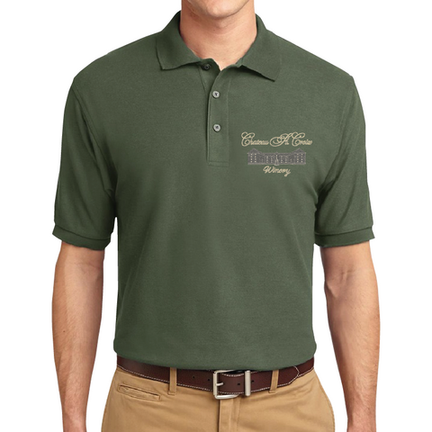 Chateau St. Croix Men's Silk Touch Polo