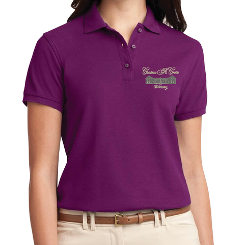 Chateau St. Croix Ladies' Silk Touch Polo