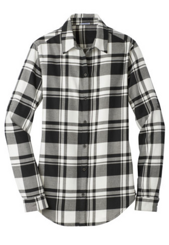 MMC LW668 Ladies Port Authority Flannel