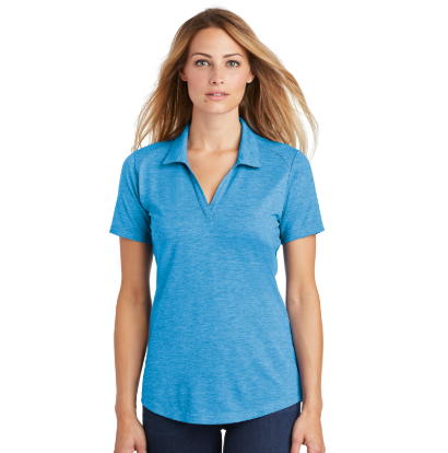 HAMH LST405 Sport-Tek Ladies Tri-Blend Polo