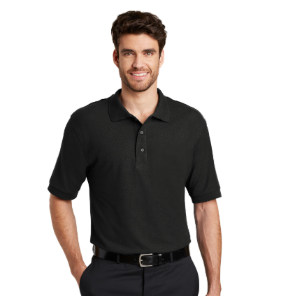 MF K500 Adult Silk Touch Polo