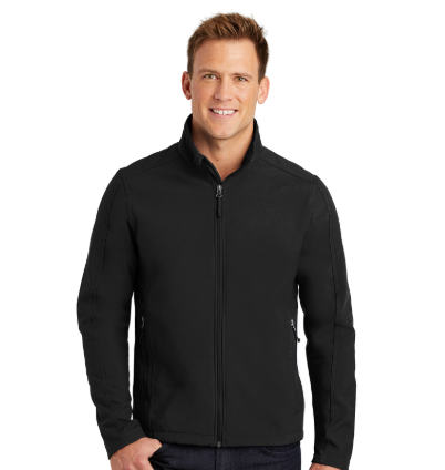 MemMPFoods J317 Adult Soft Shell Jacket