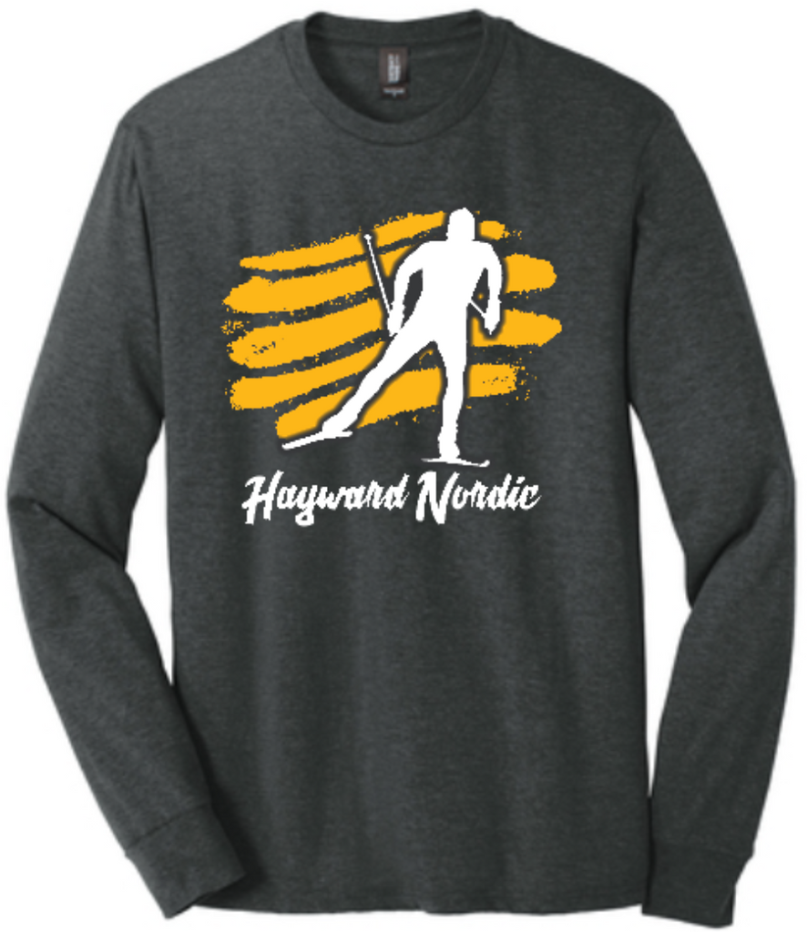 HNS Long Sleeve Triblend Tee DM132