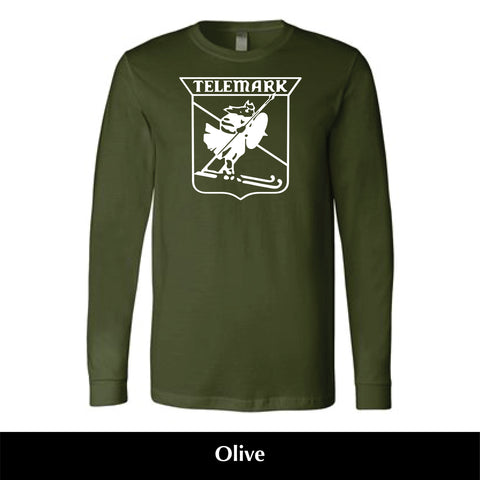 Telemark BC 3501 Unisex Long Sleeve T-Shirt