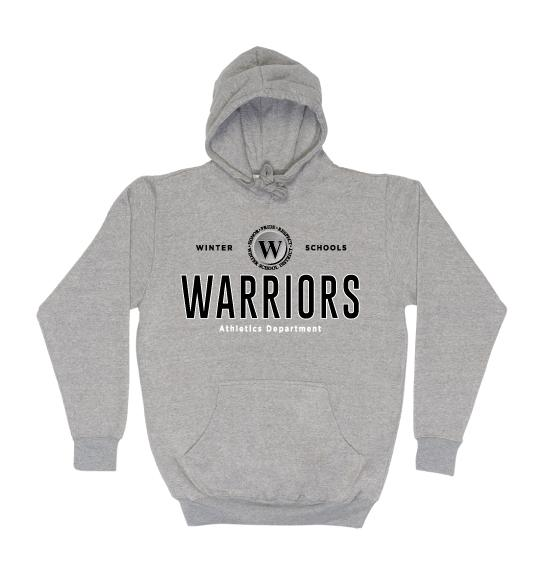 Winter Warriors Mid Weight Classic Hoodie