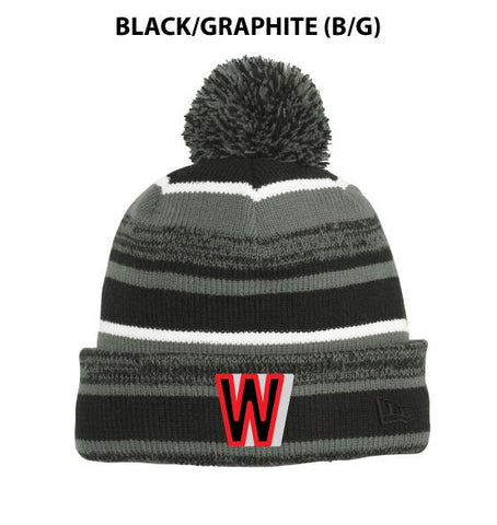 Winter Warriors Sideline Beanie