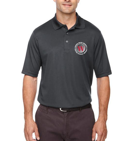 Winter Warriors Men's Performance Polo