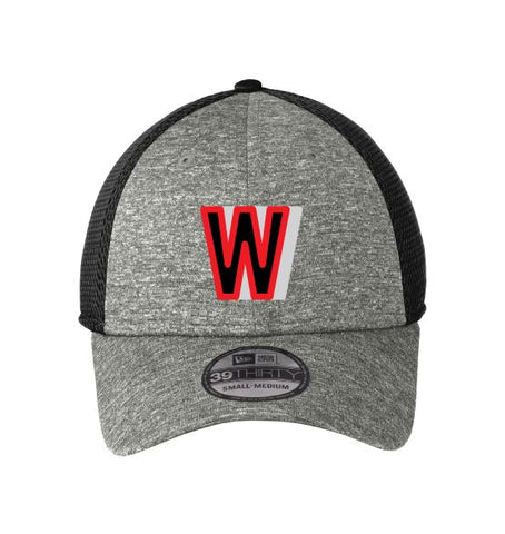 Winter Warriors New Era Shadow Stretch Mesh Cap