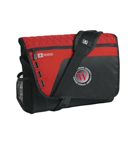 Winter Warriors OGIO Vault Messenger Bag
