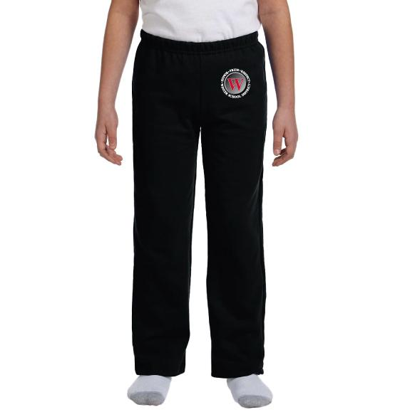 Winter Warriors Youth Cotton Sweatpants