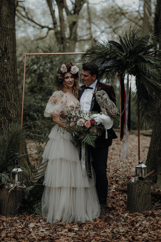 How To Create The Ultimate Goth Wedding Otherworld Fashion