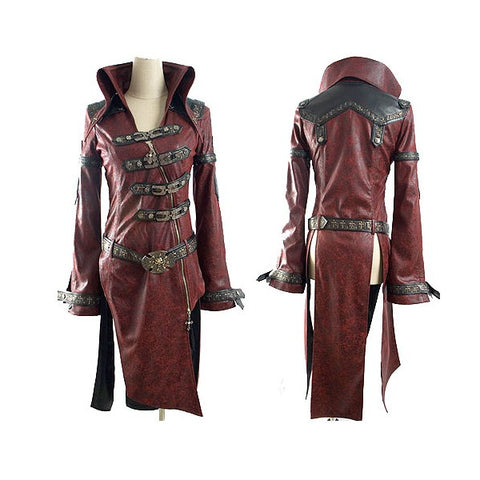 Crimson Crusade jacket