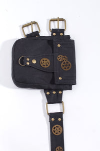 Hot and Steamy Steampunk Waist-Bag