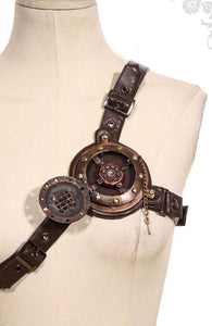 steampunk harness