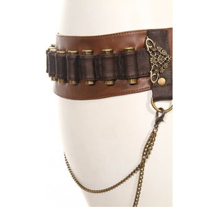 Clementine Steampunk belt