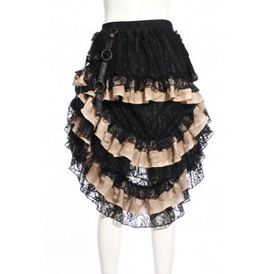 Violetta Steampunk Skirt
