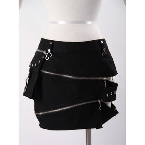 Gadget Girl Mini Skirt