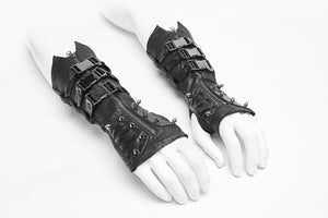 Post Apocalyptic Fingerless Gloves