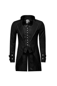 gothic wedding jacket