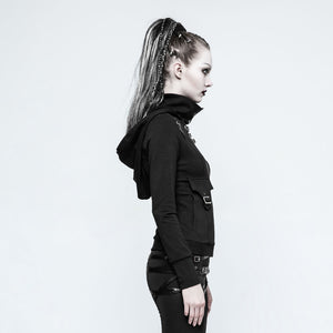 gothic hoodie