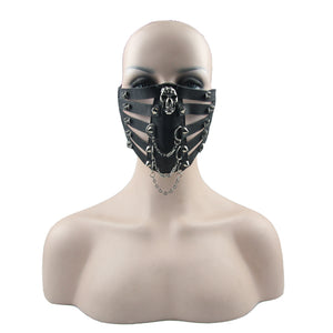 Skull Face Mask Women