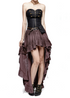 Ruffletease Steampunk dress