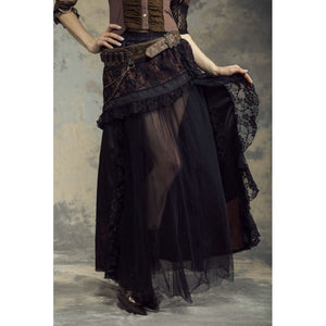 Saloon girl skirt