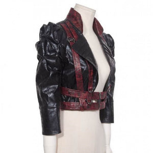 Countess Sultry Von Steam Jacket