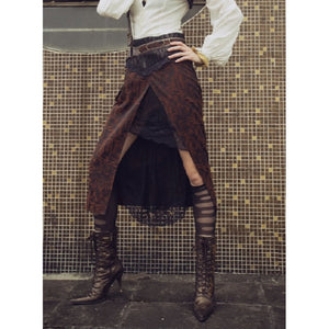 Steampunk Sadie Skirt