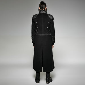 CybeR-PuNk Commander jacket