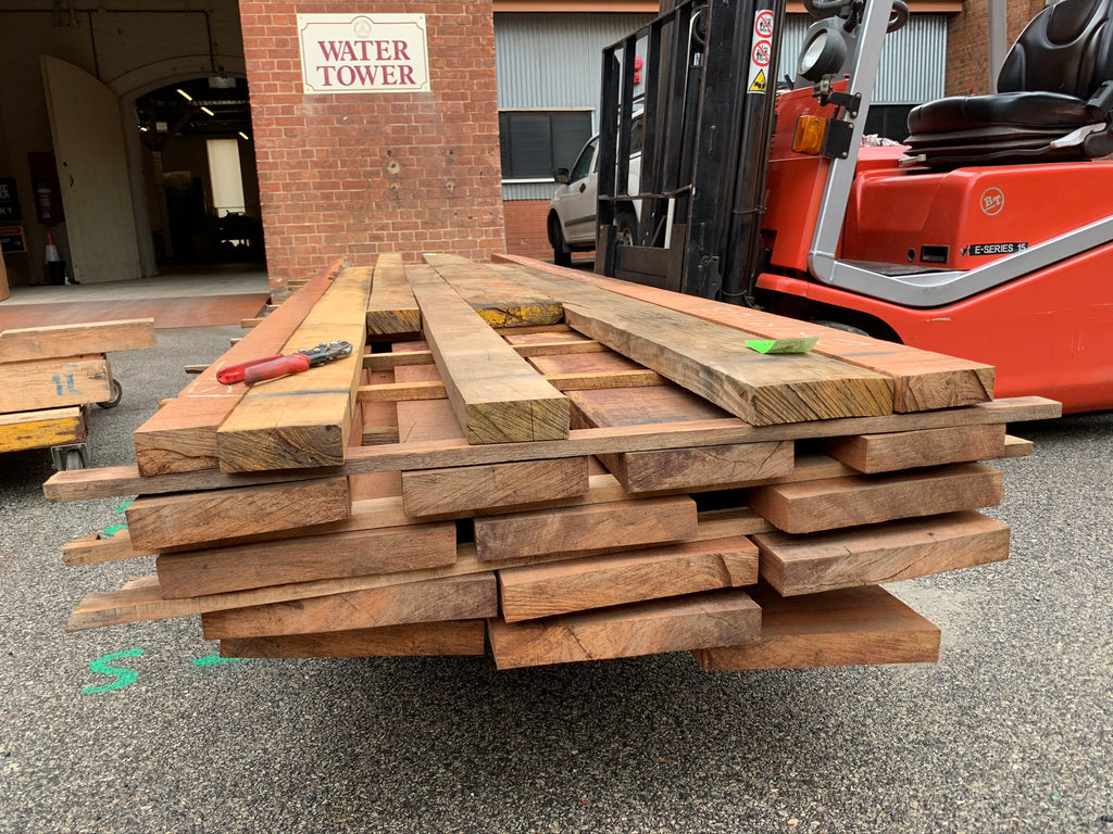 New timber haul