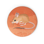 Spinifex Hopping Mouse Magnet