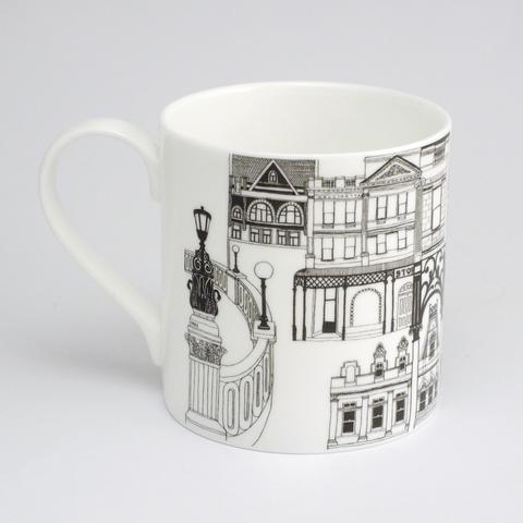William Street Mug
