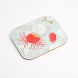 WA Wildflowers Coaster Set