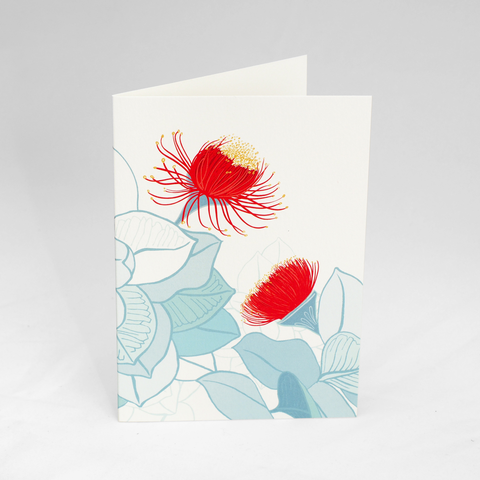 Rose Mallee Card