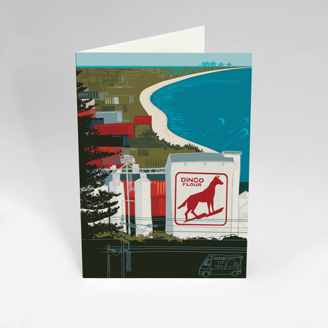 Dingo Flour Mill Card