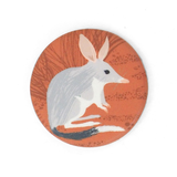 Bilby / Spinifex Hopping Mouse / Red Kangaroo Magnet Set