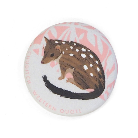 Western Quoll Magnet