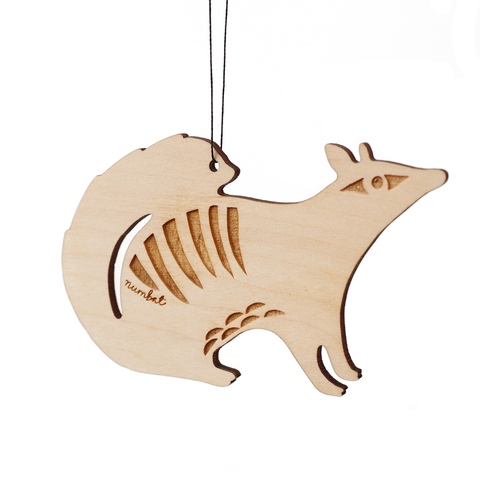 Numbat Hanging Decoration