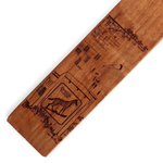Dingo Flour Mill Wooden Bookmark