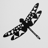 Dragonfly Sticker Wall Decal